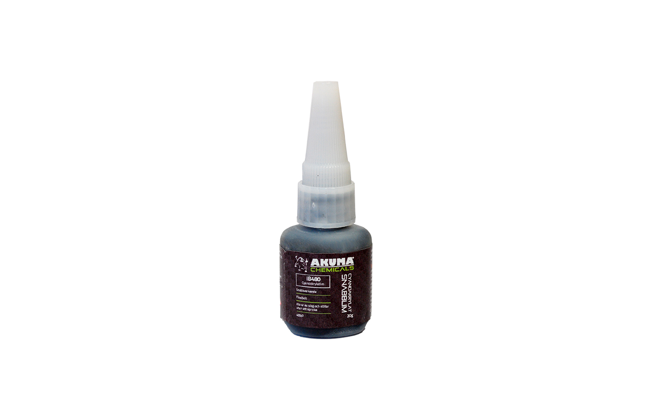 Black Cyanoacrylat glue